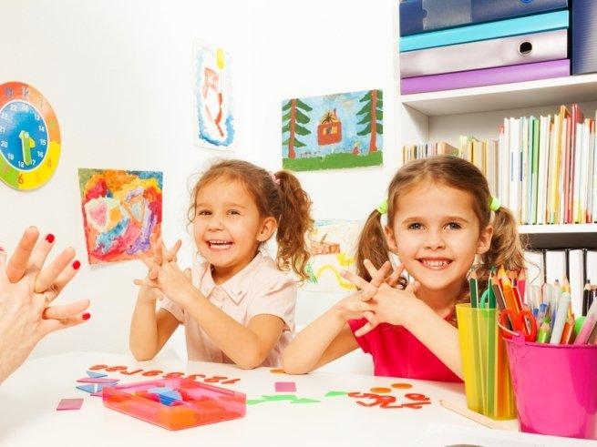 Русские народные пальчиковые игры для детей