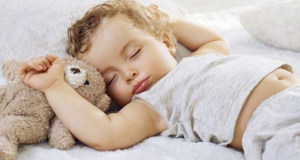 Как уложить ребёнка в 3 года спать