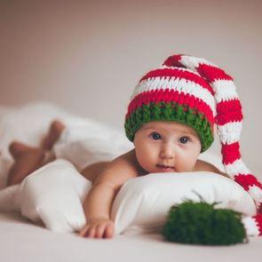 Топ-10 новогодних подарков для малыша от 0 до 12 месяцев