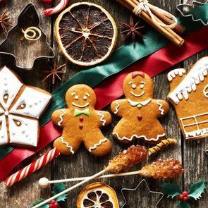 Полезные сладости к новогоднему столу