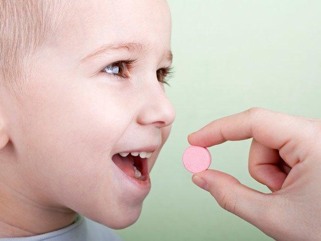 Аллергия на витамины у детей