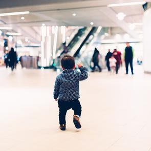 Общественная палата РФ создала памятку для родителей о том, как не потерять ребёнка