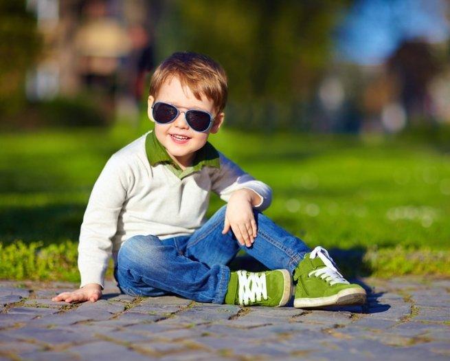 Детская обувь для весенних прогулок: выбор Детстраны