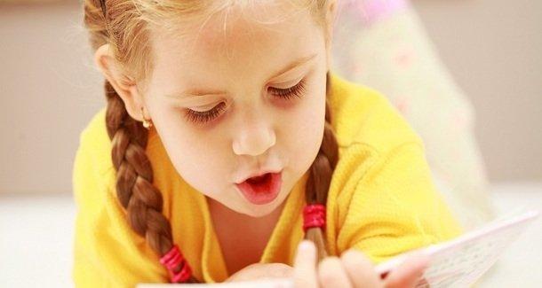 Как научить ребенка правильно говорить букву л