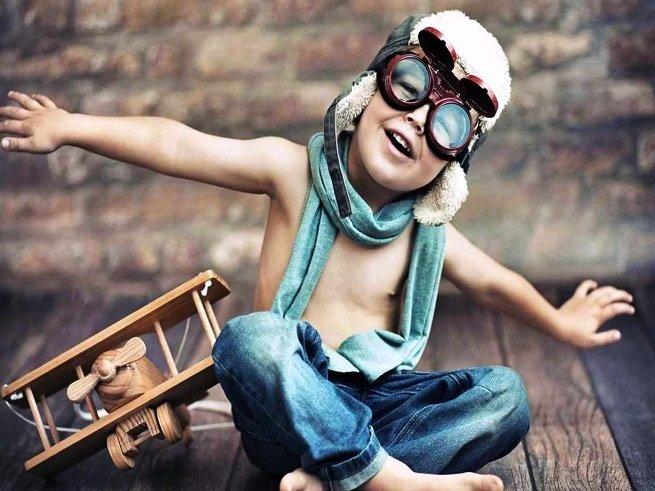 Это вам поможет сделать детское воображение ярким и богатым