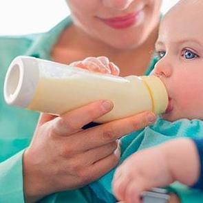 Способы докорма малыша