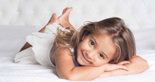 Цветные сны: выбираем матрас для ребёнка