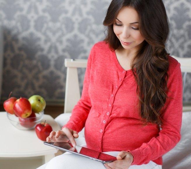 Чем интересуются беременные в разных странах