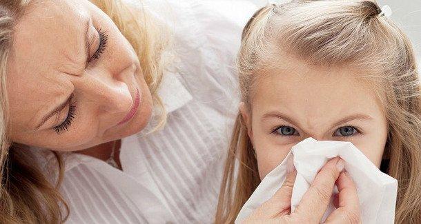 Лечение аллергии и диатеза у детей 7 лет