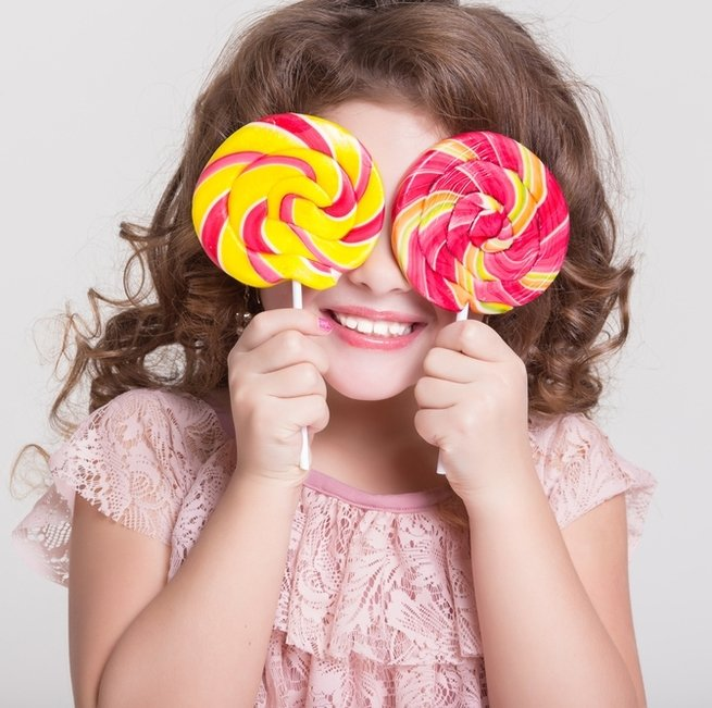 На десерт: как отучить ребёнка от сладкого