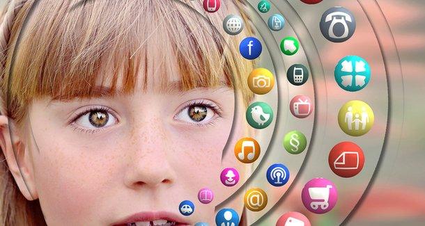 Что делать, если ребёнок проводит много времени в социальных сетях