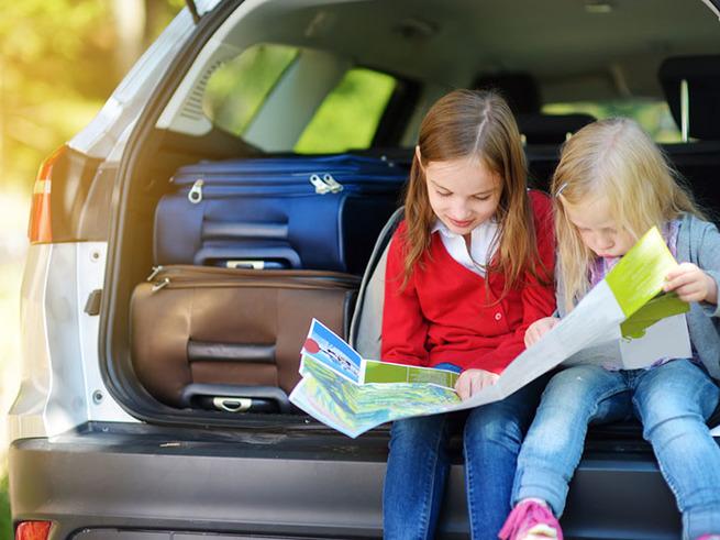 Мамин опыт:  нужна ли машина с детьми?