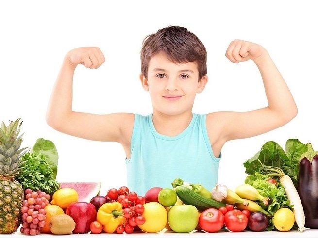 Витамины для иммунитета детей 8 лет