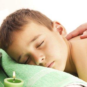 Массаж при сколиозе у детей