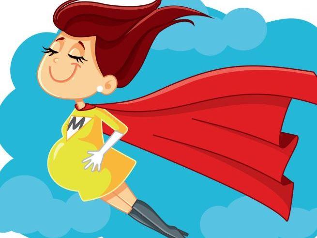 10 суперспособностей беременной женщины