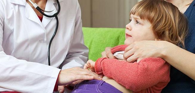 Отравление у ребёнка: симптомы, первая помощь
