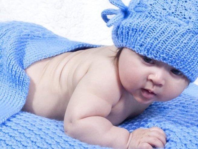 Вязание пледа, одеяла и покрывала для новорожденных