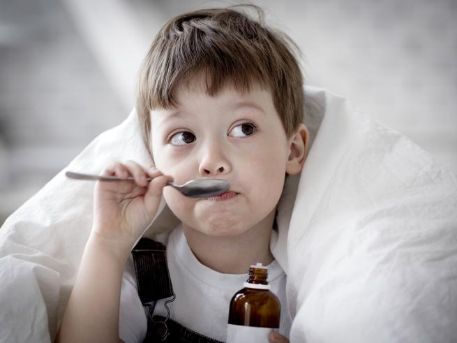 В детских сиропах от кашля содержится смертельный наркотик