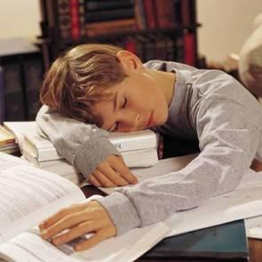 Российским школьникам задаютогромный объем домашних заданий