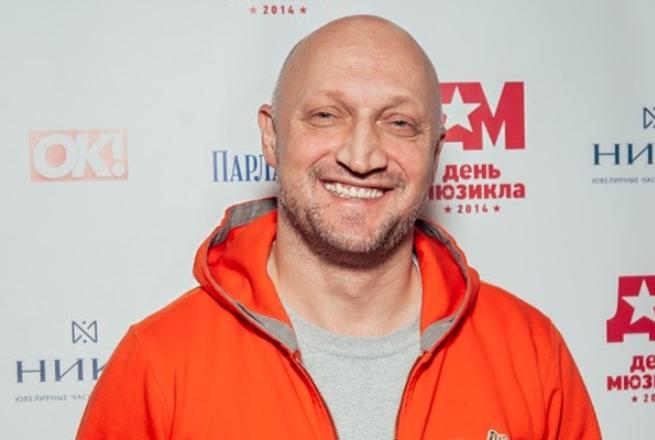 Куценко показал новорождённую дочь