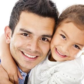 15 вещей, которые ребенок наследует от папы