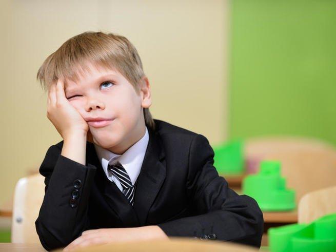 Почти треть первоклассников не справляется с нагрузками в школе