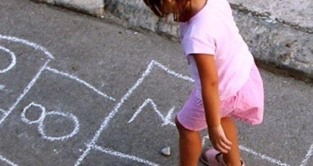 Веселые игры для детей на улице