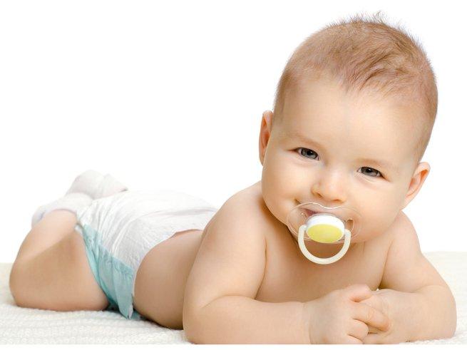 Как купать трёхмесячных малышей