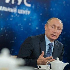 Путин рассказал о своём детстве и главных ценностях в жизни