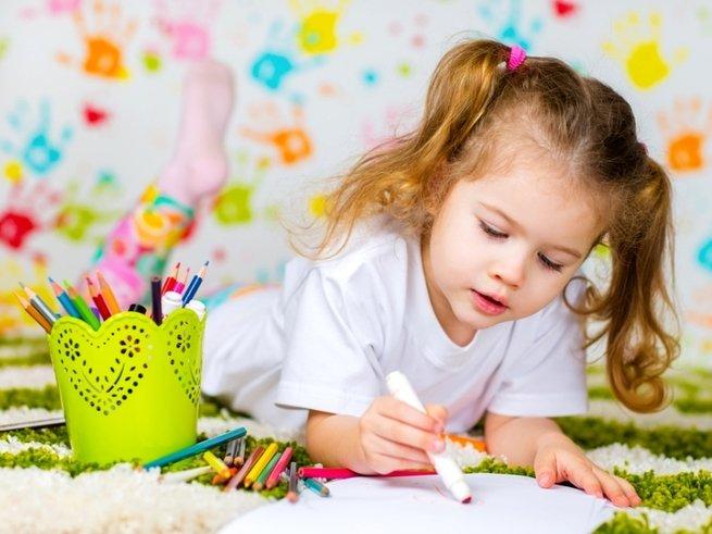 Как справиться с детскими страхами с помощью рисования