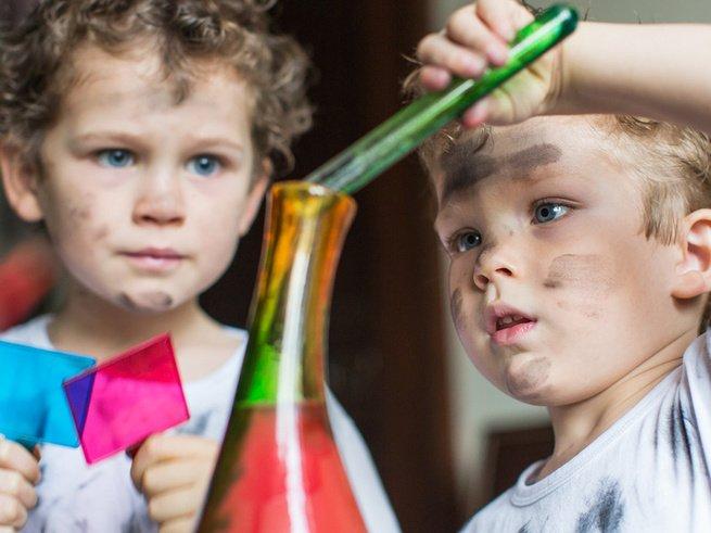 Самые необыкновенные проекты дети создадут в клубе «Марабака»