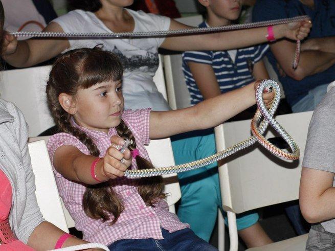 «ЛабиринтУм»  приглашает на  летние научные шоу
