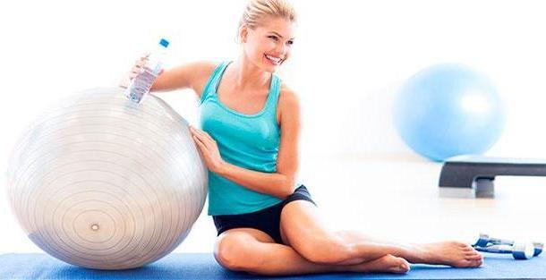 Физические упражнения после кесарева сечения