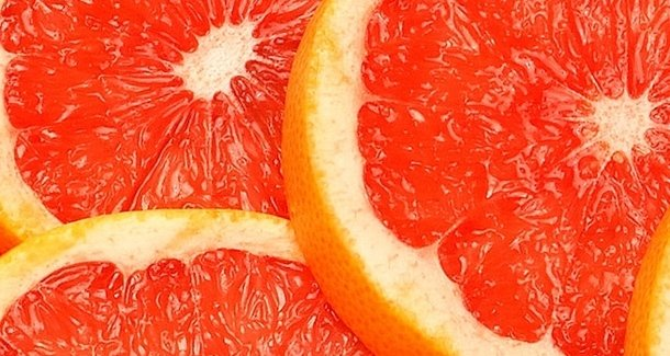 Грейпфрут при диете