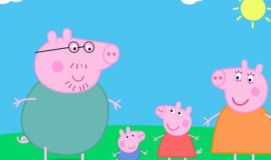 Врач раскритиковала мультфильм «Свинка Пеппа»
