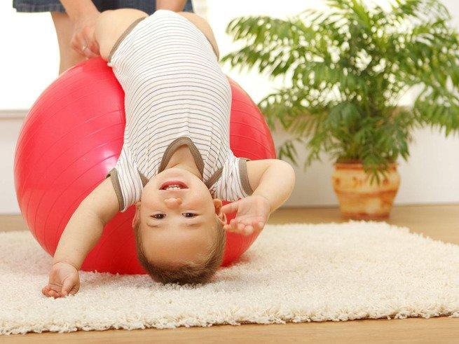 Гимнастика для детей 2 лет