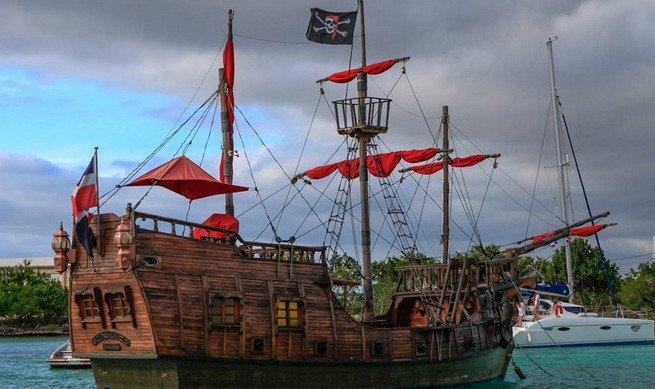 Лучшие книги про пиратов для детей