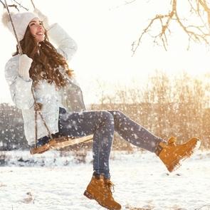 Уход за волосами в холодное время года