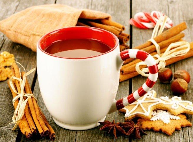 5 крутых рецептов горячих напитков для зимы