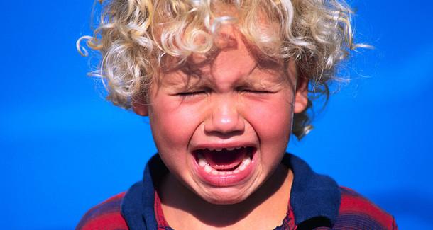 8 причин, почему детям полезно плакать