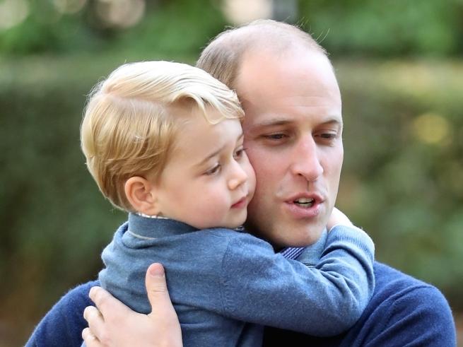 Принц Уильям о семье и отцовстве