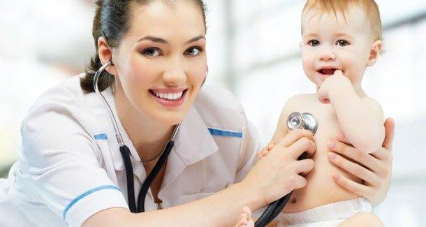 Простуда у ребенка в 5 месяцев