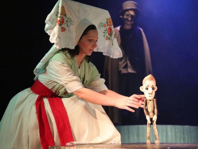 В Театре кукол покажут ЭтноФэнтези об ученике колдуна