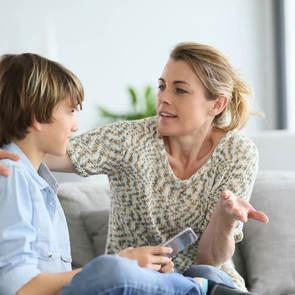 """Как говорить ребёнку """"нельзя"""". 5 золотых правил"""