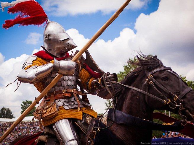 В Коломенском пройдёт рыцарский турнир