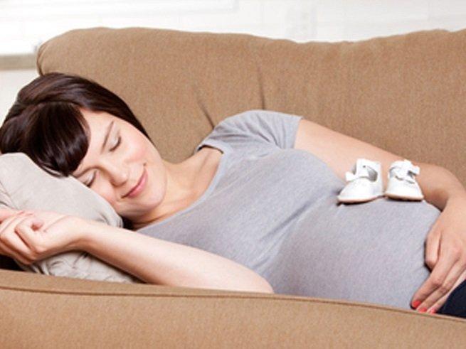Здоровье женщины на 27 неделе беременности