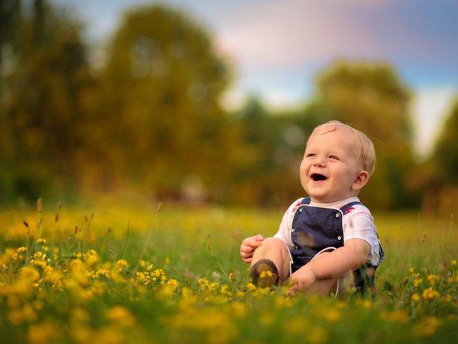 Питание ребенка в 1 месяц