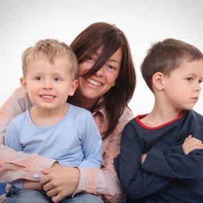 Детская ревность: как на неё реагировать?