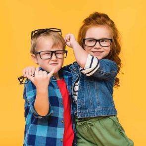 Тренды 2020 года в оправах для детей