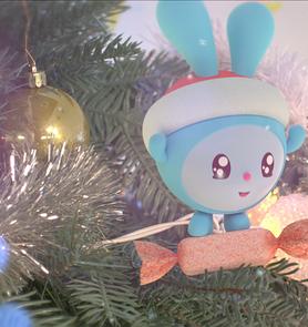 «Топ-топ! К Малышарикам идет Новый год!»